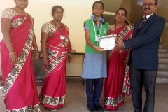 Rotary Utsav Competition -2018 conducted by Rotary Club, Nagercoil -FERITTA B - VIII Std - II Prize (ESSAY WRITING -ENGLISH)